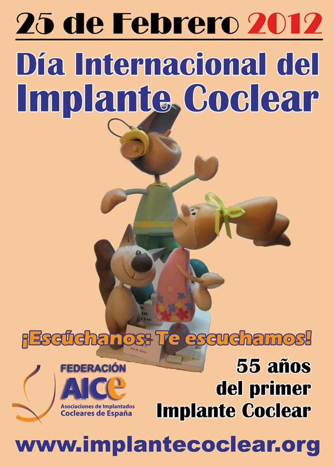 Dia Internacional Do Implante Coclear